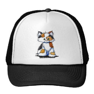 Patches Calico Kitty Cap