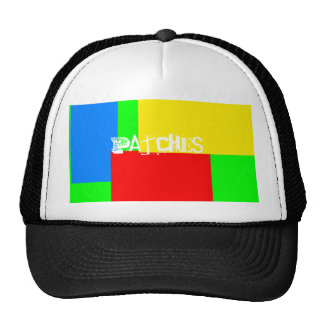 Patches Hat
