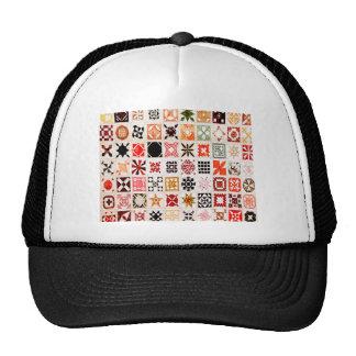 Patches & Pattern Cap
