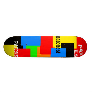 'Patches' Skateboard