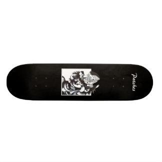 Patches the Clown Custom Skateboard