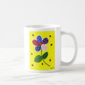 Patchwork Daisy Mug