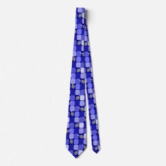 Patchwork Dreidels Tie