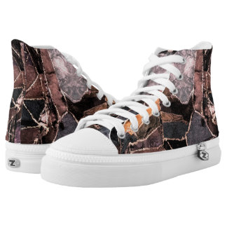 Patchwork High Tops