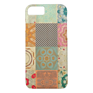 Patchwork iPhone 8/7 Case