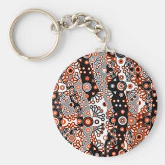patchwork keychains