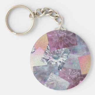 Patchwork Key Chains