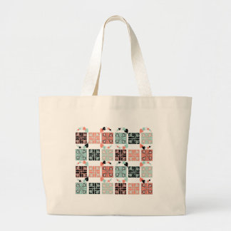 Patchwork Large Tote Bag