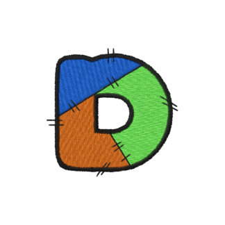 Patchwork Letter D