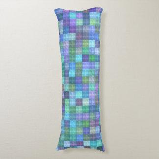 Patchwork Quilt body pillow