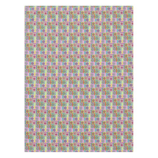 Patchwork Quilt Pattern Tablecloth