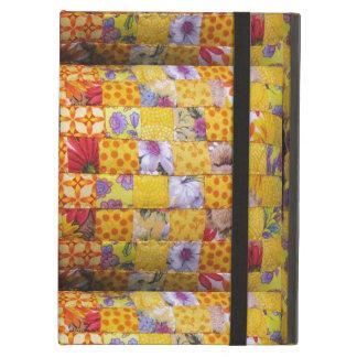 Patchwork Quilt Rustic Americana iPad Case