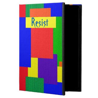 Patchwork Resist Rainbow Powis iPad Air 2 Case