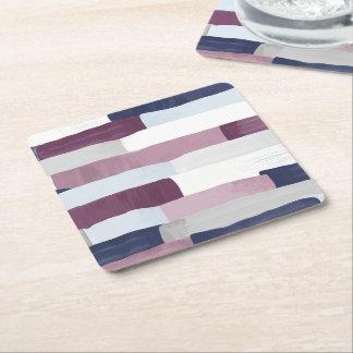 Patchwork Stripe Coaster