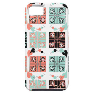 Patchwork Tough iPhone 5 Case