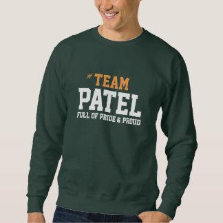 PATEL FAMILY PRIDE SWEATSHIRT