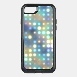 Patel Neon Lights Abstract OtterBox Commuter iPhone 8/7 Case