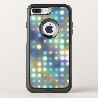 Patel Neon Lights Abstract OtterBox Commuter iPhone 8 Plus/7 Plus Case