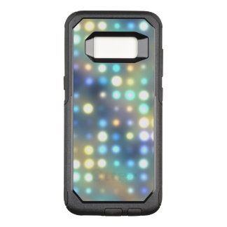 Patel Neon Lights Abstract OtterBox Commuter Samsung Galaxy S8 Case
