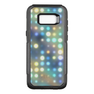 Patel Neon Lights Abstract OtterBox Commuter Samsung Galaxy S8+ Case