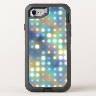 Patel Neon Lights Abstract OtterBox Defender iPhone 8/7 Case