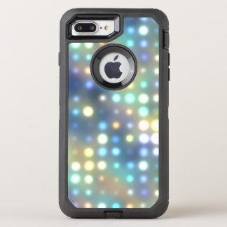 Patel Neon Lights Abstract OtterBox Defender iPhone 8 Plus/7 Plus Case
