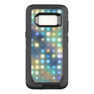 Patel Neon Lights Abstract OtterBox Defender Samsung Galaxy S8 Case