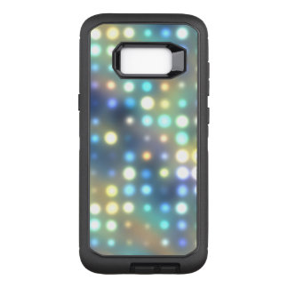Patel Neon Lights Abstract OtterBox Defender Samsung Galaxy S8+ Case