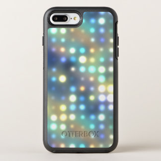 Patel Neon Lights Abstract OtterBox Symmetry iPhone 8 Plus/7 Plus Case