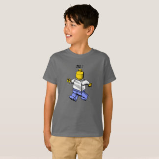 Patent For Play Figure T-Shirt
