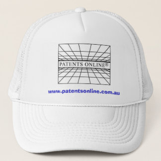 Patents Online Trucker Hat