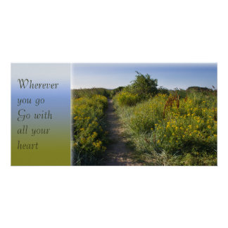 Path CC0198 Comforting Words Photo Card