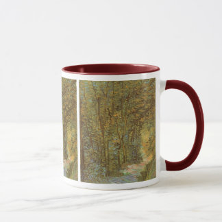 Path in the Woods by Vincent van Gogh Mug