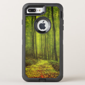 Path In The Woods OtterBox Defender iPhone 8 Plus/7 Plus Case