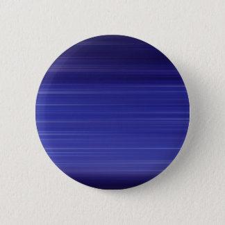 Path of blue lights 6 cm round badge