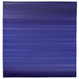 Path of blue lights napkin