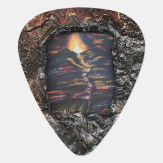 Path of Life Burnt Offering Plectrum