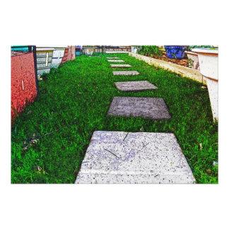 Path Of Life Photo Print