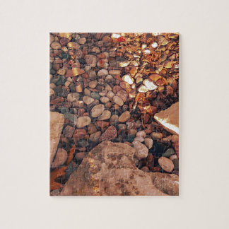 Path Of Pebbles Jigsaw Puzzle