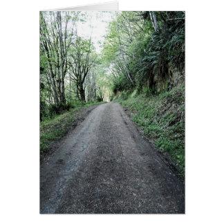 Path Sympathy Card