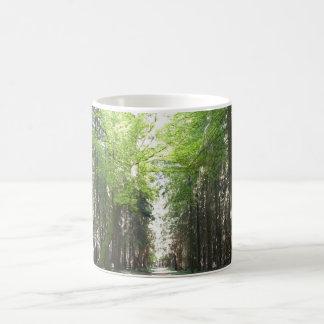Path Through the Forest Coffee Mug