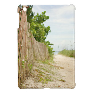 Path to Bliss on Florida Beach iPad Mini Cover