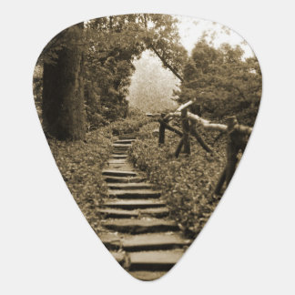 Path To Light Guitar Pick