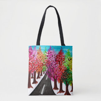 """Path with a Purpose"" Classic Tote Bag"