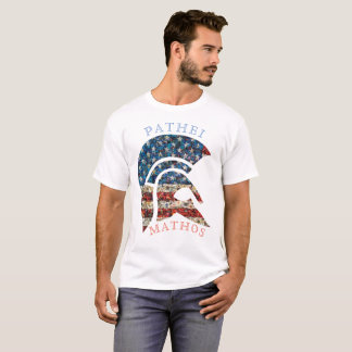 Pathei Mathos Americana Edition T-Shirt