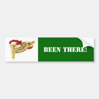 pathfinders, BEEN THERE! Bumper Sticker