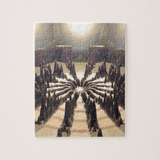 Pathway of Peaks Jigsaw Puzzle