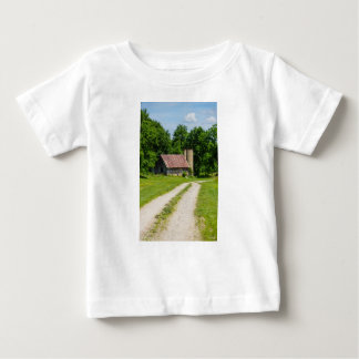 Pathway Through A Farm Baby T-Shirt