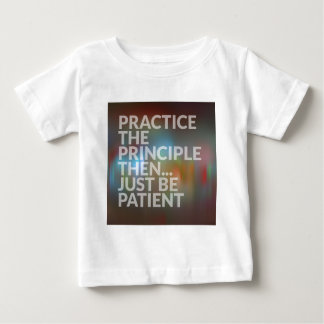 Patience Baby T-Shirt