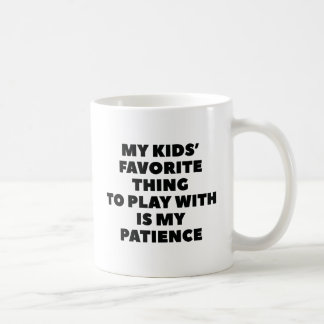 Patience Coffee Mug
